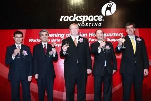 Rackspace - 2012 Microsoft Hosting Partner of the Year