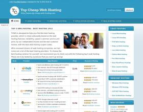 Best shopping cart Web Hosting Service in 2013